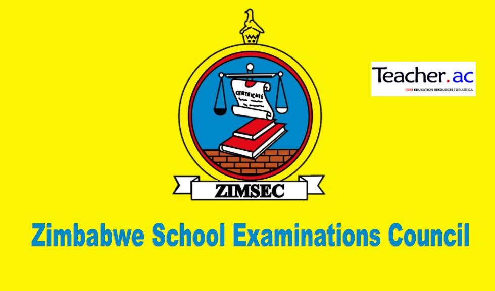 Zimbabwe School Examinations Council ZIMSEC Masvaure Primary School Grade 7 Results