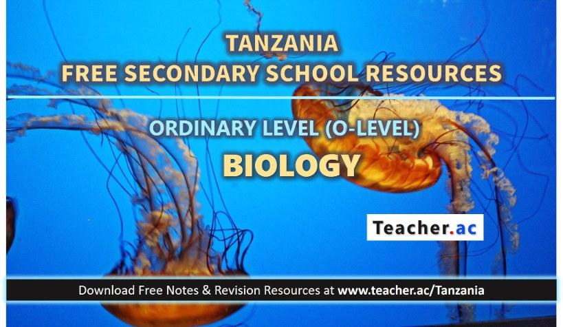 Form 2 Biology Notes