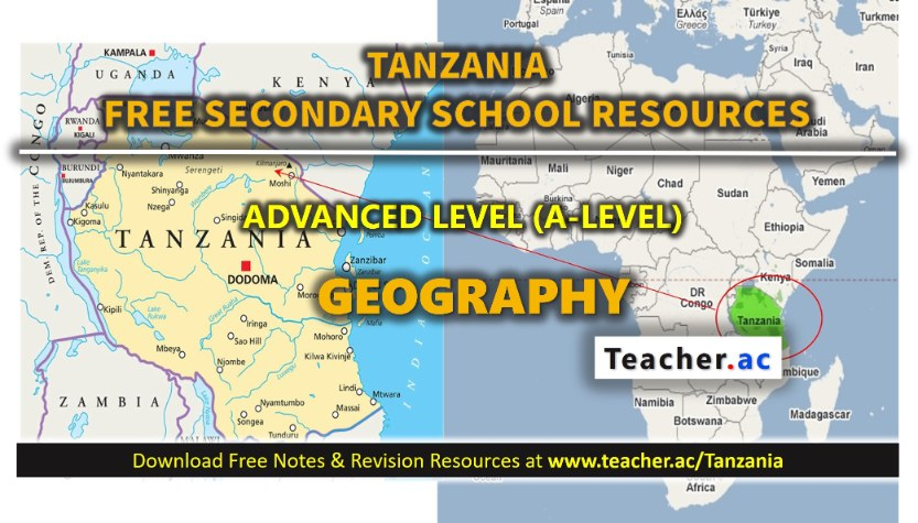 Form 5 Geography Notes